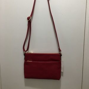 Value Flat Crossbody Bag